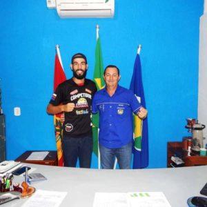 Campeão mundial Zé Eskiva já está em terras europeias para garantir mais um título pelo Campeonato de Kickboxing