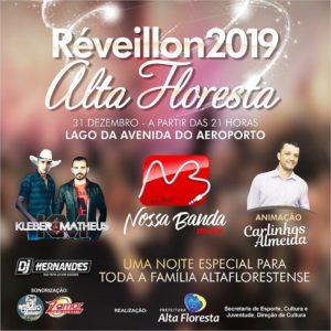 Confirmadíssimo: Réveillon em Alta Floresta será realizado novamente no Lago das Capivaras