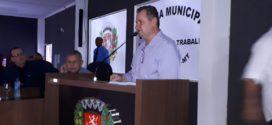 Prefeito Asiel compareceu na Casa de Leis para prestar contas referente ao ano de 2018