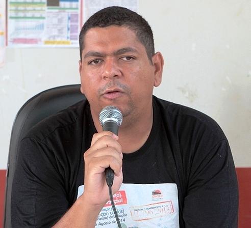 Após fatalidade com sindicalistas, professor Valdeir Pereira assume a presidência do Sintep/MT