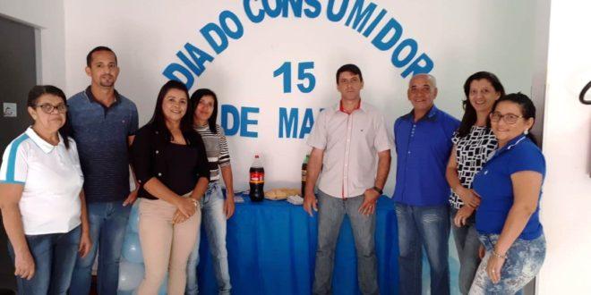 Procon de Alta Floresta ofereceu café da manhã especial em alusão ao Dia Internacional do Consumidor