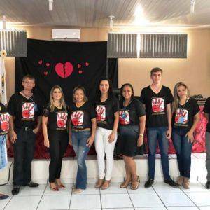 Cerca de 80 profissionais e estudantes da saúde se capacitaram através do 1º Workshop 'Justiça Pela Paz em Casa'