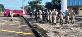 Segurança integrada: Polícia Militar e Corpo de Bombeiros deflagraram operação 'Tiradentes- Adsumus' em Alta Floresta