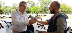 Vice-presidente do TCE/MT esteve em Alta Floresta para divulgar o evento Consciência Cidadã