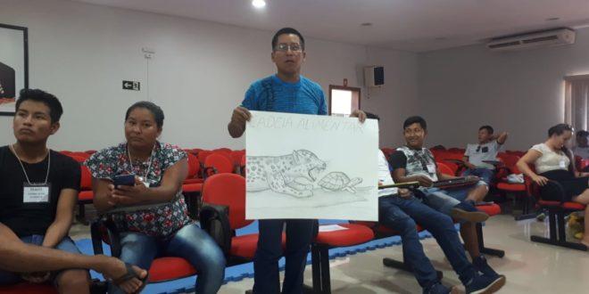Uniflor e UHE São Manoel promovem capacitação sobre preservação do meio ambiente para professores indígenas