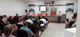 Políticas Públicas: Em seminário sobre Aterro Sanitário entidades propõe criação de Fórum Permanente para discutir tema