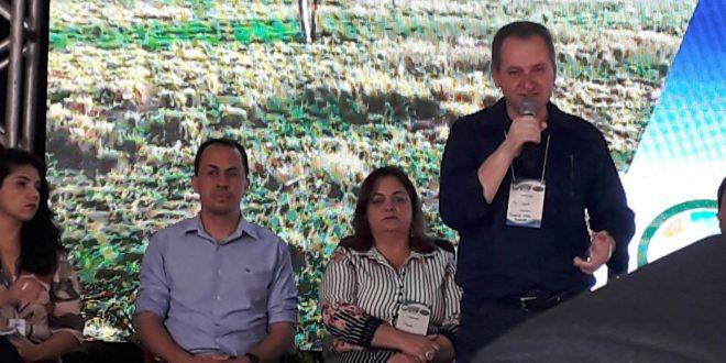 Primeiro dia do 3º Encontro da Expansão da Fronteira Agrícola contou com a ministração de palestras sobre a Agricultura Familiar