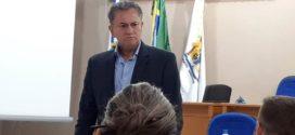 Desembargador do TJMT esteve ontem em Alta Floresta em visita a Cadeia Pública do município