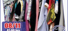 CEEDA realiza hoje Bazar Beneficente em prol ao pagamento das contas da instituição