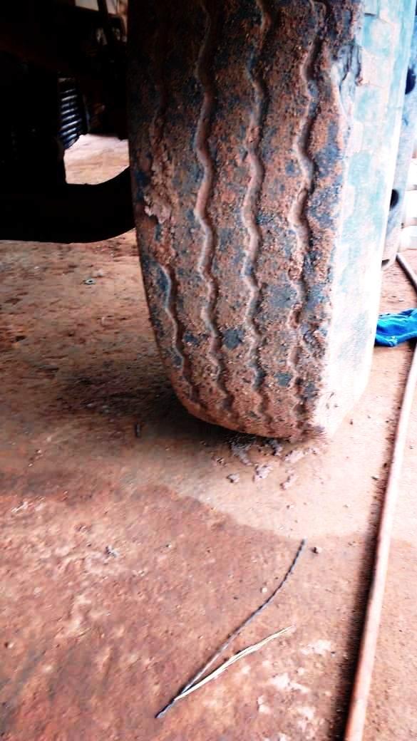 NADA DE 0800:  Caminhão de vereador, cedido gratuitamente à Prefeitura, foi restaurado