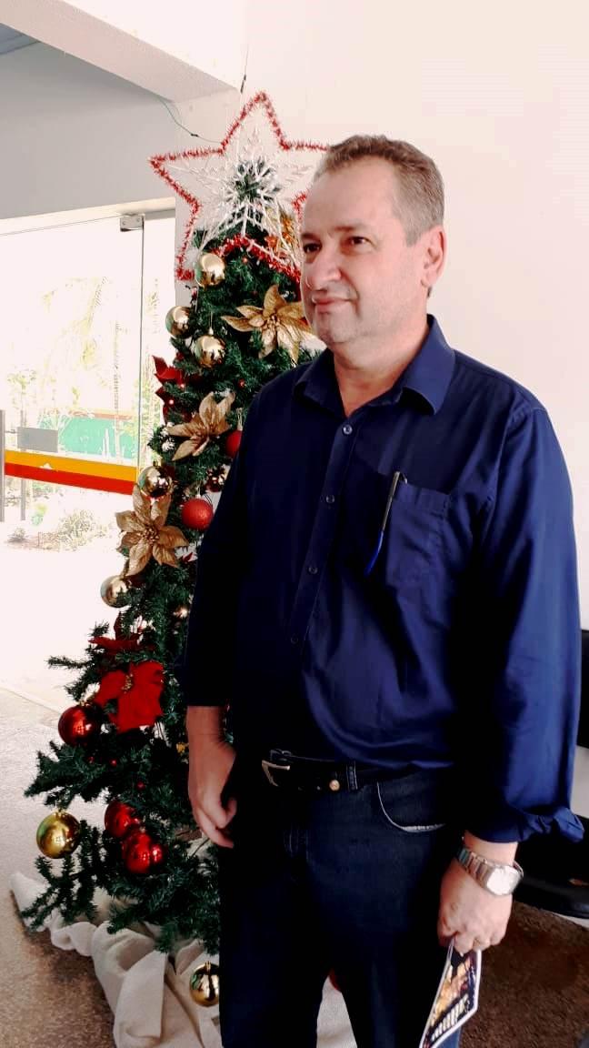 Prefeito Asiel convida população para a 6ª edição do NATAL É LUZ