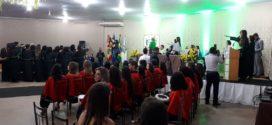 Em noite de gala, Unemat realizou colação de grau de mais de 70 formandos