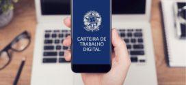 Visando simplificar contratações, Governo Brasileiro lançou a Carteira de Trabalho digital