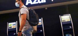 'Azul' suspende viagens nacionais e internacionais por 40 dias
