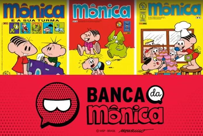 Turma da Mônica libera gibis históricos gratuitamente