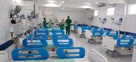 Em meio à pandemia do corona vírus, leitos de UTI do HRAS ficam prontos e já entram em operação