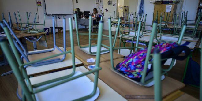 Governo mantém suspensão de aulas nas escolas estaduais por mais 30 dias