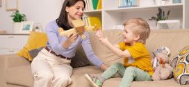 Aproveite a quarentena para brincar com seu filho
