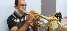 Com novos instrumentos musicais Escola de Alta Floresta reativa banda parada há 20 anos