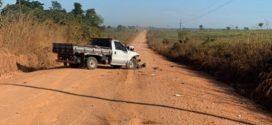 Conhecido comprador de gado de Paranaíta morre após envolver-se em acidente de grandes proporções