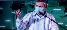 Governador de Mato Grosso Mauro Mendes está com Coronavírus