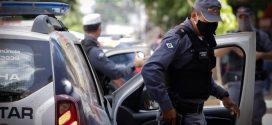 DEU RUIM: Casal briga por ciúmes e polícia descobre ponto de tráfico e prostituição