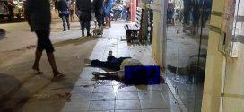 Tiroteio em Peixoto de Azevedo termina com dois mortos e dois baleados
