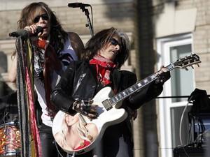 Aerosmith e Whitesnake