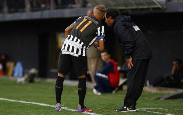 Muricy está preocupado com Neymar2