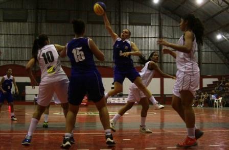 basquete MT