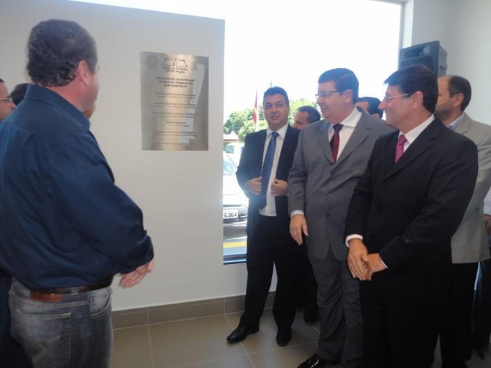 Inaugurada nova sede da Vara do Trabalho em Alta Floresta