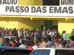 Ingressos para o jogo entre Luverdense e Corinthians