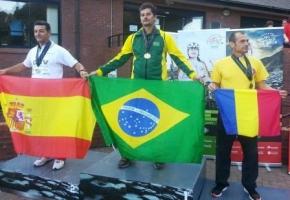 Policial Civil de Mato Grosso conquista medalha