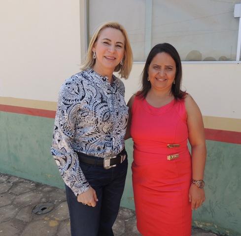 CRAS Casa da Família recebe visita da secretária de Assistência do Estado Roseli Barbosa