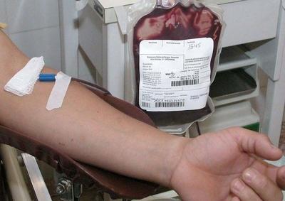 matéria banco de sangue