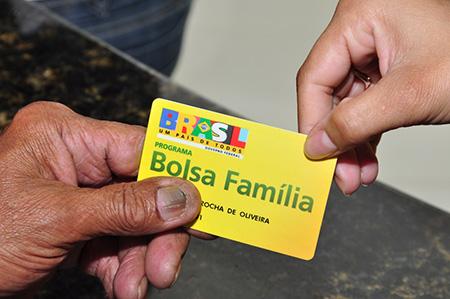 Cartão Bolsa Familia