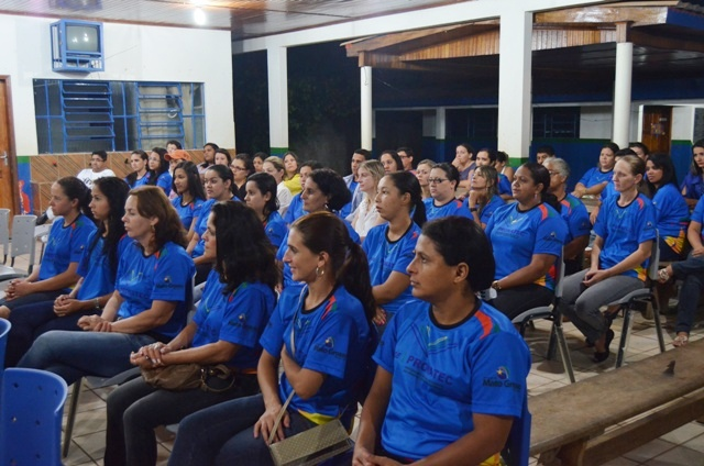 Cursos do PRONATEC formam alunos em Paranaíta
