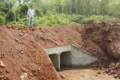 Obras e investimentos na gleba são acompanhadas de perto pelo prefeito em exercício Tonho Goiano