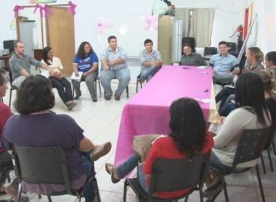 Reunião define detalhes da campanha Natal da Família em Matupá