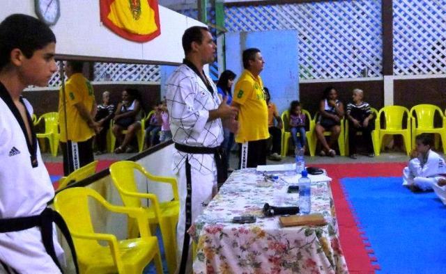 Taekwondo vem a Alta Floresta para exames de faixas