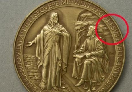 Vaticano erra e chama