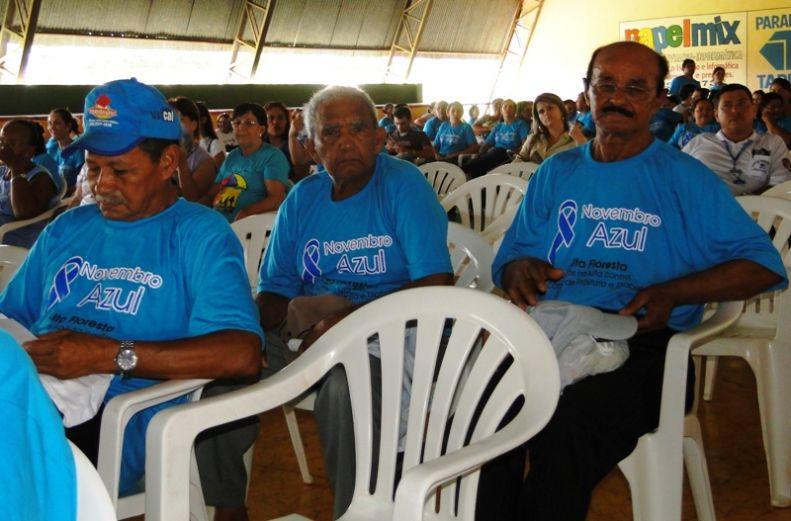 campanha azul