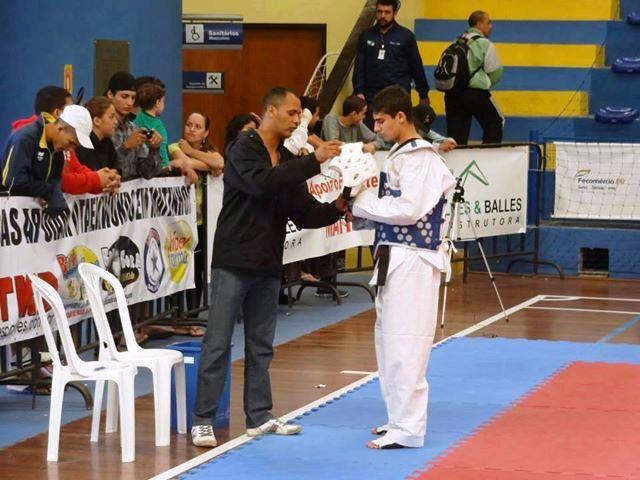 Altaflorestense já estão em Betim para o Grand Slan de Taekwondo