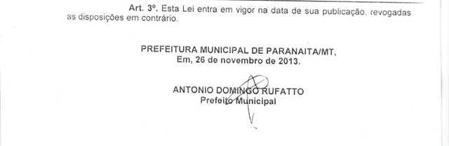 Em Paranaíta agora é Lei Isenção de IPTU para portadores de doenças graves (3)