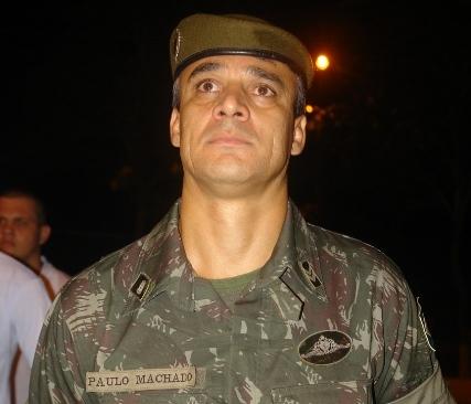 Formatura também marou despedida do sargento Pulo Machado