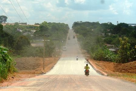 Ponte da avenida Teles Pires é concluída e trafego está liberado