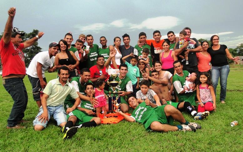 Rancho Santa Inês conquista Copa Brilho Jóias