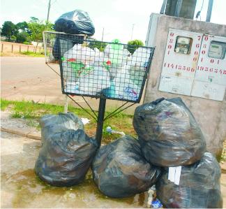 Lixo Alta Floresta
