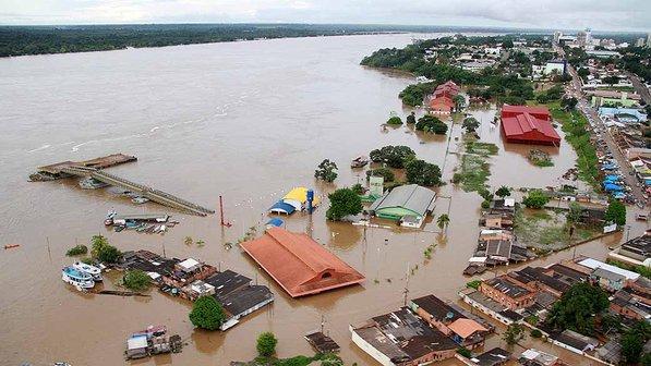 calamidade Rondonia