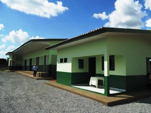 Secretaria de Saúde ganha depósito de insumos da CHTP1